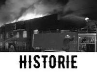 Gdańsk (cz. 2): Pożar w hali Stoczni Gdańskiej | HISTORIE