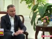 Prezydent Andrzej Duda i jego zajebiście silna psychika