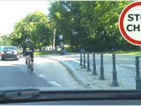Rowerem po jezdni bo jadę więcej niż 30 km/h - a obok ścieżki rowerowe