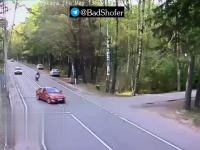 Kierowco, motocykle są wszędzie