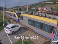 Ku przestrodze - niebezpieczne zdarzenia na przejazdach kolejowo-drogowych