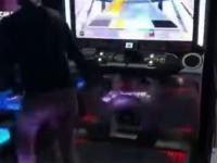 Najwyższy z wyższych leveli automat do tańczenia