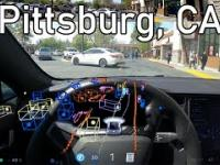 Co widzi tesla w czasie autonomicznej jazdy?
