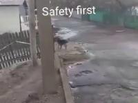 Bezpieczeństwo najważniejsze!