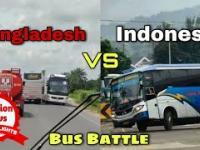 Szaleństwo kierowców autobusów z Bangladeszu i Indonezji