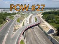 Budowa tunelu trasy POW 27