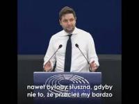Totalna maskara eurokratów! Kłamcy!