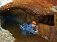 Wchodzimy do opuszczonej kopalni żelaza na Dolnym Śląsku