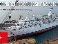 Przechadzka po opuszczonym statku MS Astor