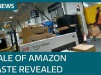 Amazon niszczy miliony rzeczy tygodniowo które się nie sprzedały. Gdzie tu sens?