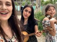 Gruzinka w taczkach, czyli kolejna piosenka od Trio Mandili