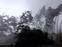 Niszczycielskie tornado w Czechach. Nagrane z bliska
