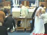 Ten ślub pozostanie długo w pamięci
