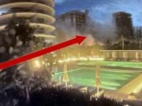 W Miami zawaliła się właśnie część 12-pietrowego apartamentowca