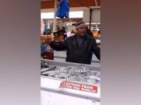 Najlepszy sprzedawca ryb