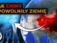 Jak Chiny spowolniły obrót Ziemi?
