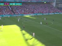 Fatalny samobój Hiszpanii w meczu z Chorwacją