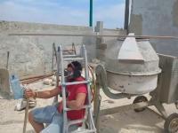 Typowy dzień na budowie