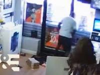 Włamanie do sklepu z telefonami nie poszło po myśli