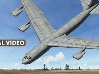 Katastrofa B-52 w bazie Fairchild