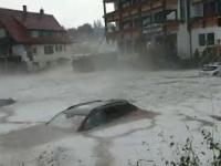 Chyba największa burza gradowa w historii Niemiec