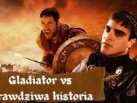 Gladiator vs prawdziwa historia