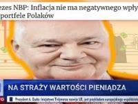 """""""Inflacja nie Wpływa Na Zasobność Portfeli"""""""