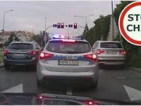 Eskorta policji do porodu z zagrożoną ciążą
