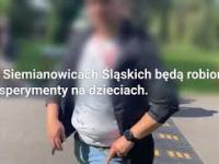 Premier Morawiecki w Chorzowie. Interweniowała policja i SOP