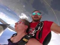 Najstraszniejsza rzecz, jaka może się zdarzyć podczas skoku ze spadochronem