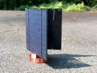 Najprostsze urządzenie do śledzenia pozycji słońca