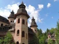 Najmłodsze ruiny zamku - Łapalice