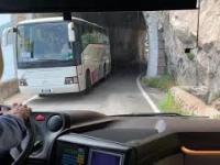 Problematyczna trasa dla kierowców dużych pojazdów