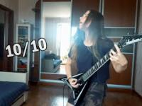 Jak gitarzyści metalowi prezentują się na scenie?