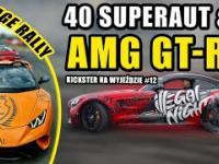 Superauta na Rage Rally 2021