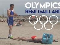 Olimpiada 2021 w wykonaniu Remiego Gaillard