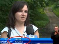 """""""Turystka Anna"""", czyli kolejna manipulacja TVP"""