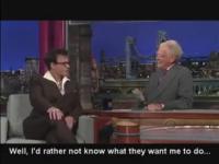 Sztuka udzielania wywiadów - Johny Depp