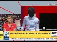 Sylwia Gruchała: Trener nie pojechał ze szpadzistkami, bo miejsce zajęli działacze