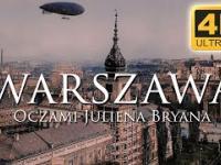 Przedwojenna Warszawa tym razem w kolorze
