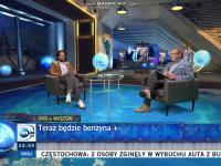 Alarm pożarowy w TVN24