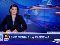 Materiał faktów TVN o wolności słowa