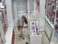 Kobieta odparła atak napastnika przy pomocy swojej zabawki