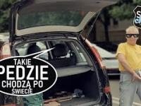 Stop Cham Warszawa - Parkuję, żeby pograć w siatkówkę dwie godziny