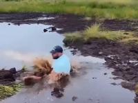 Jak przechodzić przez rzekę?