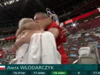 Mamy dwa medale w rzucie młotem kobiet! Złoto dla Anity Włodarczyk a brąz dla Malwiny Kopron
