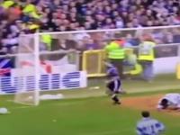 Najgorsze 20 sekund w piłce nożnej