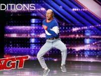 """Keith Apicary zaskoczył wszystkich w amerykańskim edycji """"Mam talent"""""""