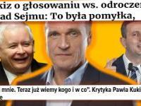 Kukiz i jego Pomyłka... LexTVN