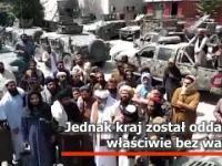 Talibowie przejęli niewiarygodną ilość sprzętu wojskowego [AFGANISTAN]